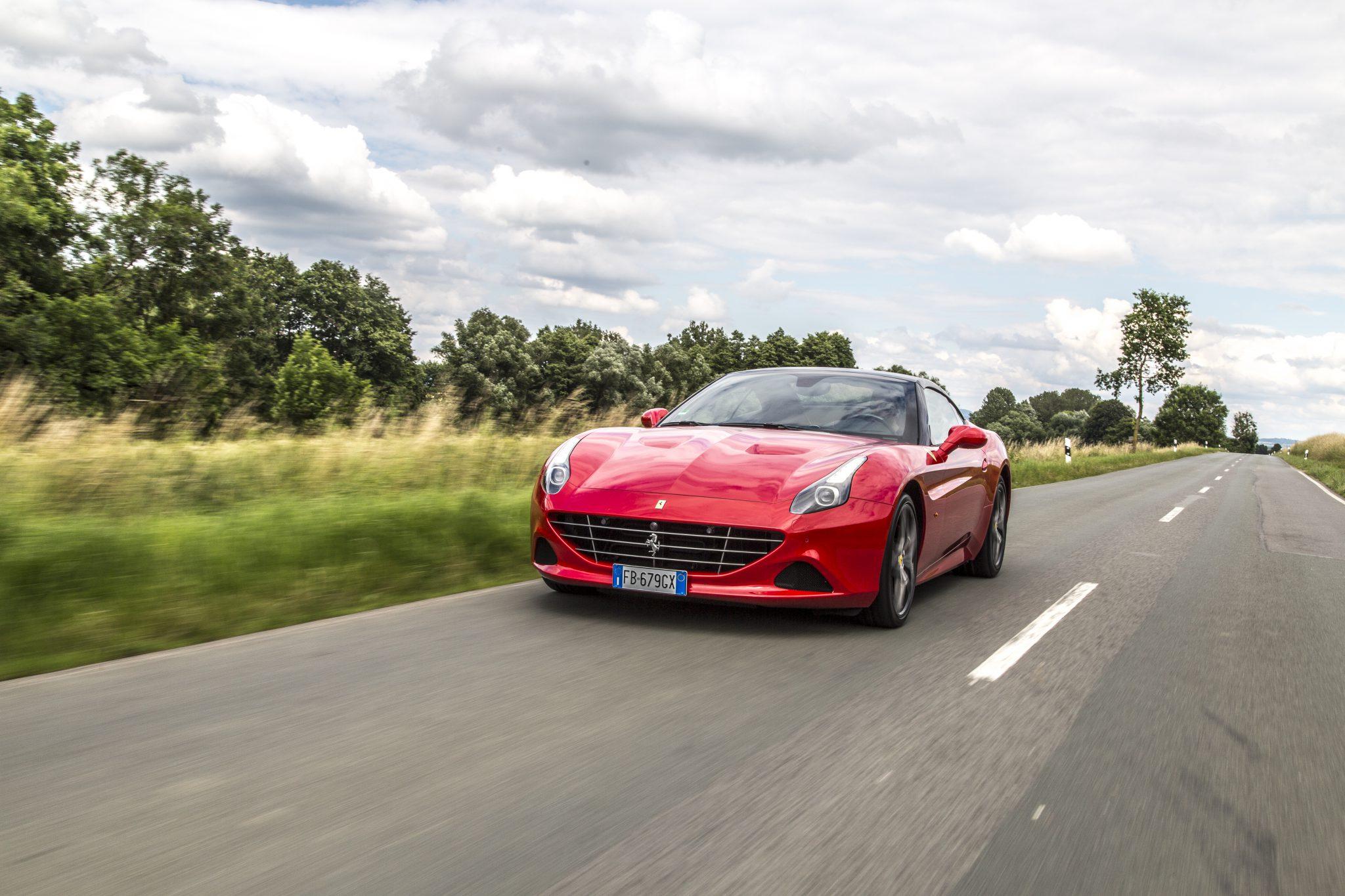 Ferrari Racing Days auf dem Hockenheimring