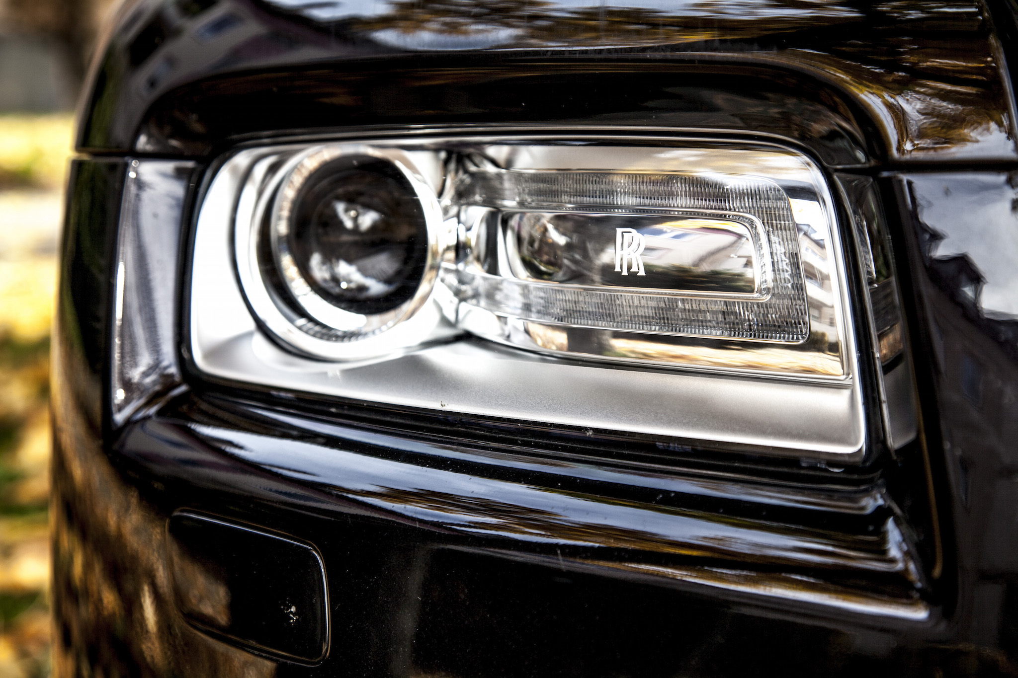 Der Rolls-Royce Wraith in der ersten Ausgabe von MotorMag