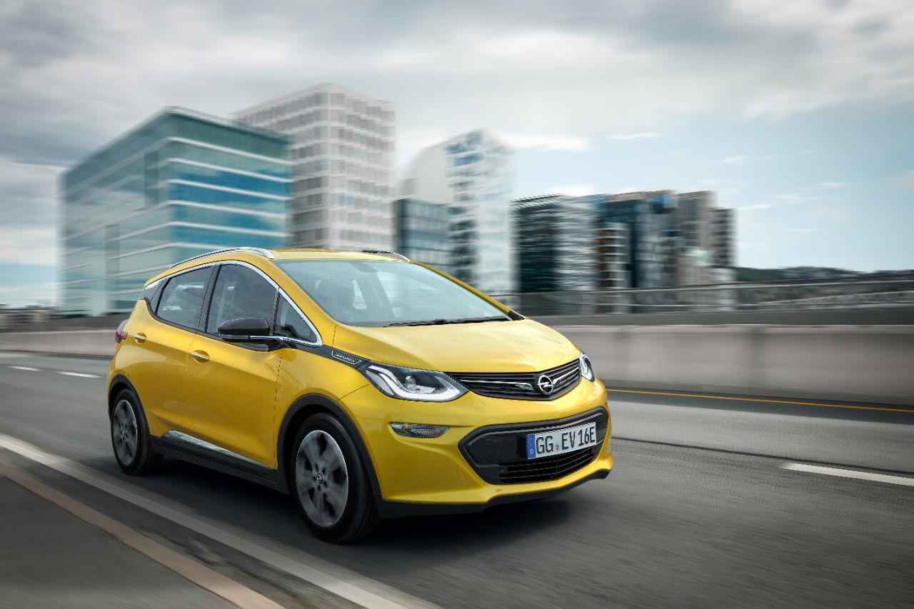 Der Opel Ampera-e revolutioniert die Reichweite
