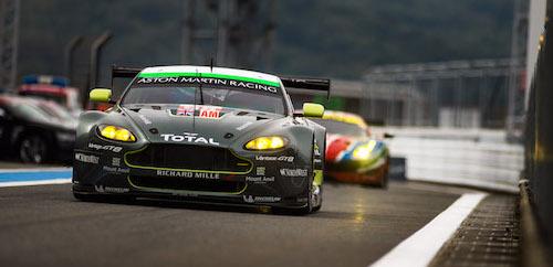2. Sieg in Folge: Aston Martin Racing auch in Fuji erfolgreich in der GTE Am