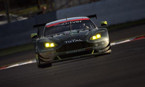 Aston Martin Fuji