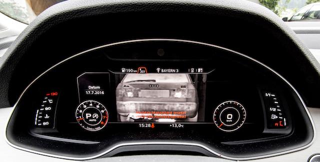 Audi Q7: Schlankheitskur beim großen Audi-SUV