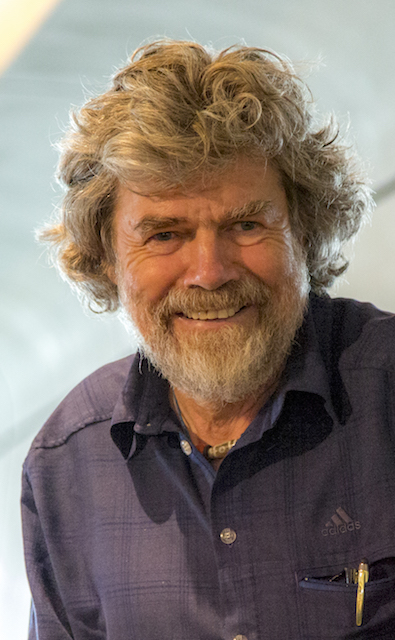 Opel Vivaro und Reinhold Messner