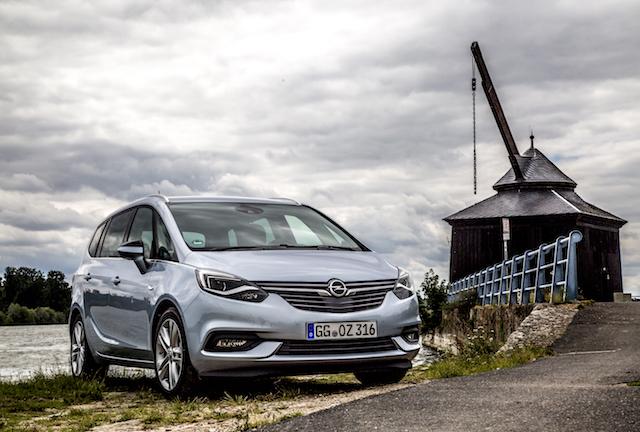 Opel Zafira im aktuellen MotorMag