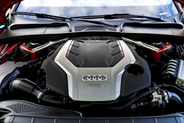 Bock auf Back, der Audi S5 Sportback mit 354 PS