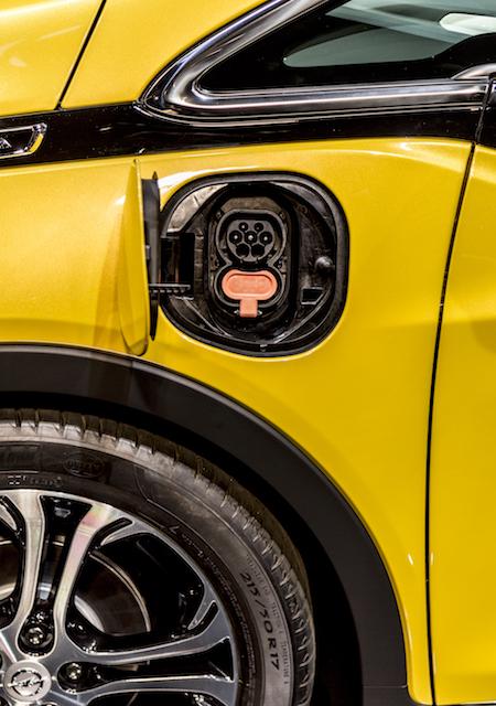 Opel Ampera-e Video: im Tageslicht