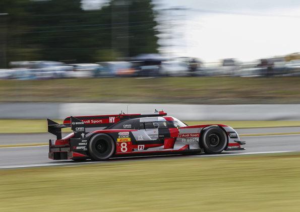 Spannung bei der WEC in Fuji: Audi auf Platz zwei