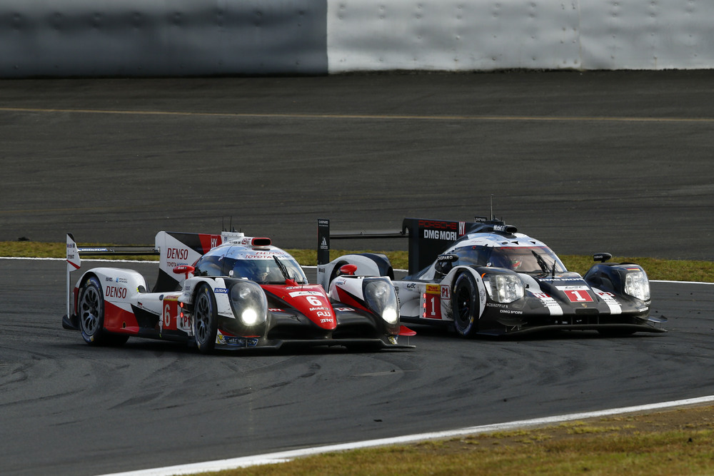 Porsche 919 Hybrid baut in Fuji die Führung in der Herstellerwertung aus