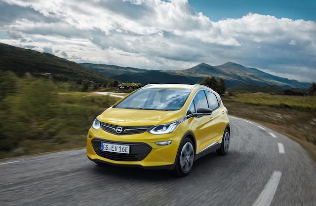 Opel Ampera-e gewinnt bei AUTOBEST 2016
