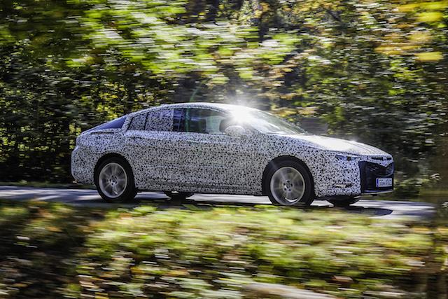 Opel Insignia Grand Sport - Erlkönigbilder vom neuen großen Opel