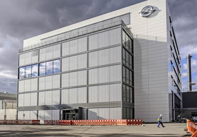 Opel Entwicklungszentrum: 210 Millionen für die Zukunft