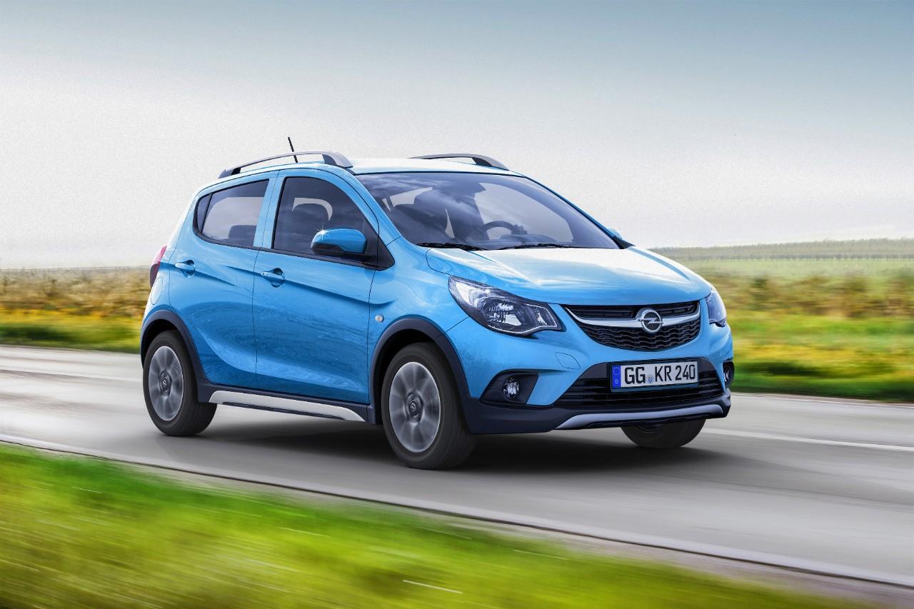Opel KARL Rocks: Die wilde KARL-Variante für Individualisten