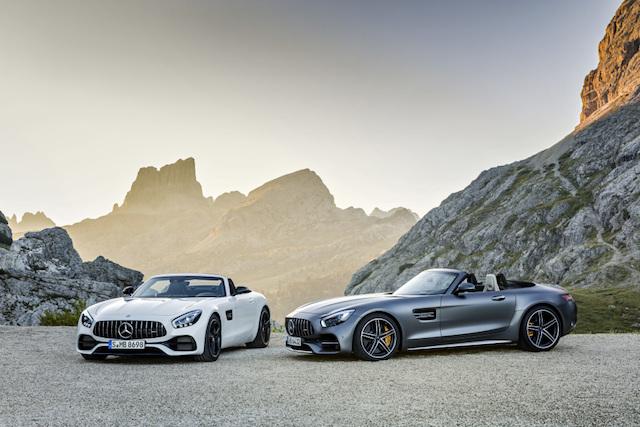Mercedes-AMG lässt neue GTs auf die Kunden los