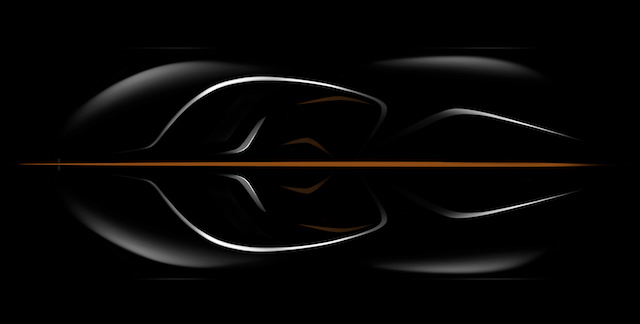 McLaren Dreisitzer ab 2019