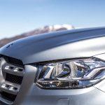 Mercedes-Benz X-Klasse MotorMag Front Scheinwerfer