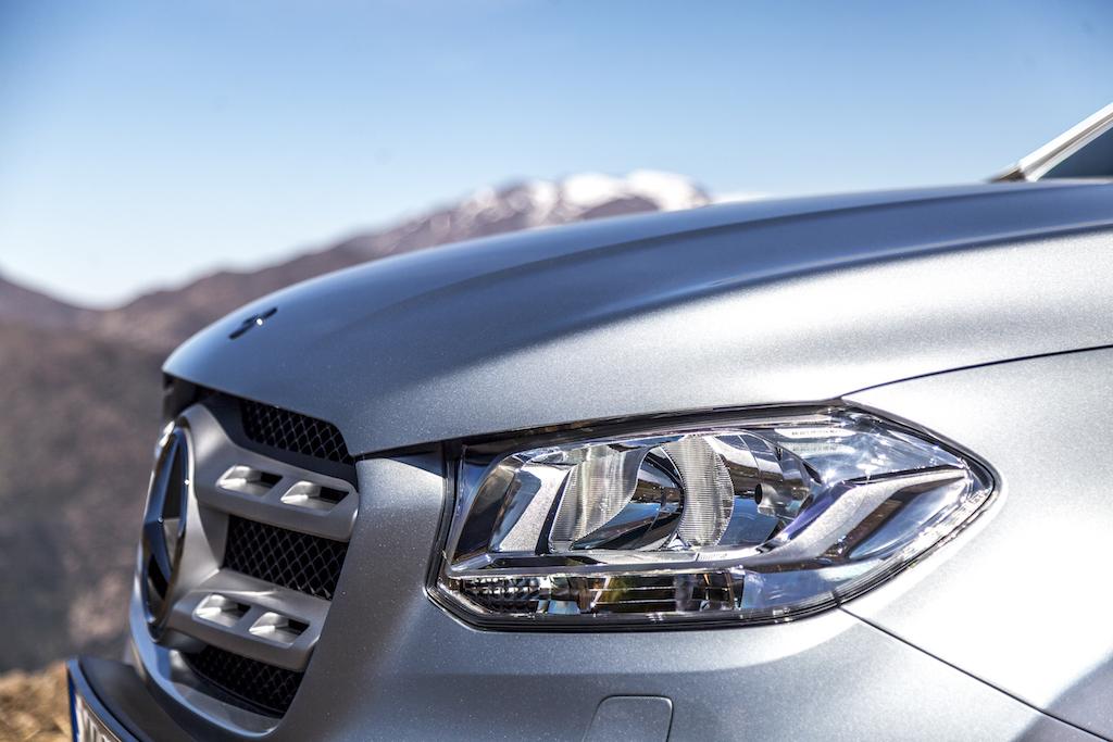 Mercedes-Benz X-Klasse