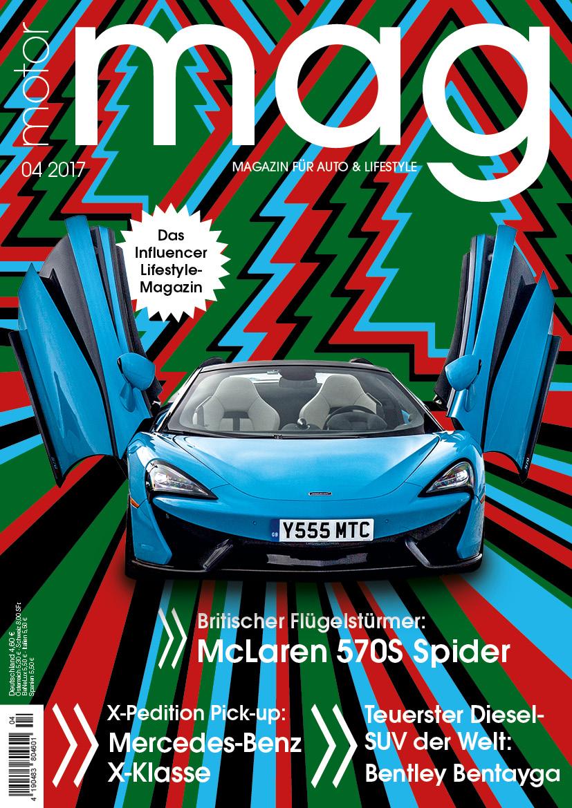 MotorMag - die neue Ausgabe