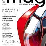 Die erste MotorMag-Ausgabe im Jahr 2019