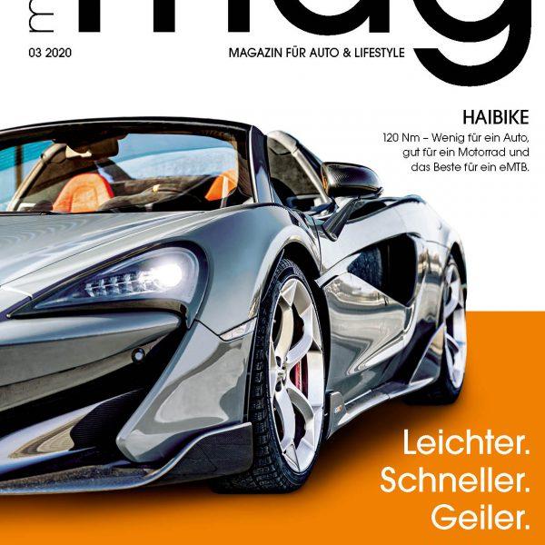 MotorMag - die neue Ausgabe ist im Handel !